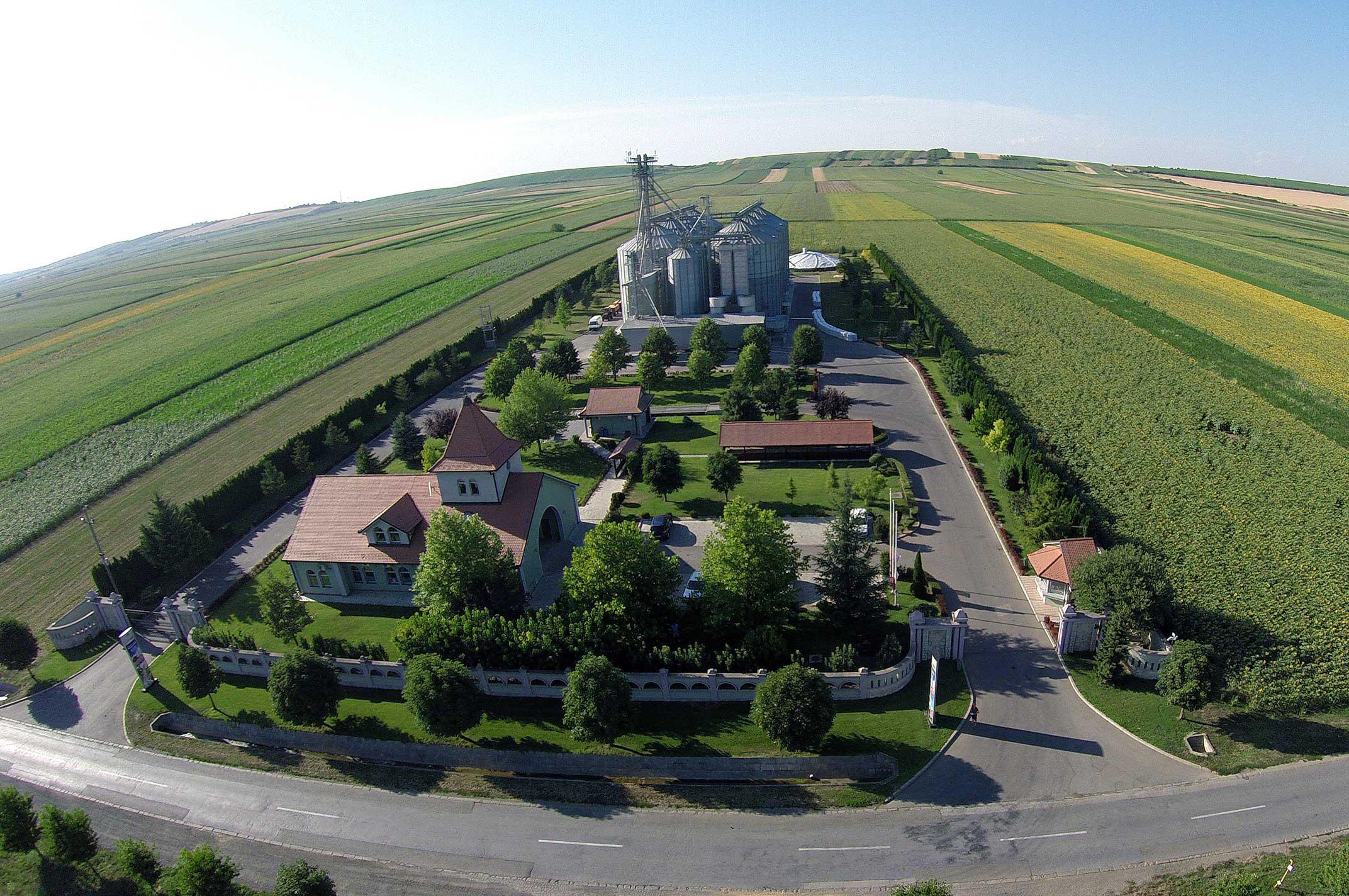 Beška Agrar: panorama