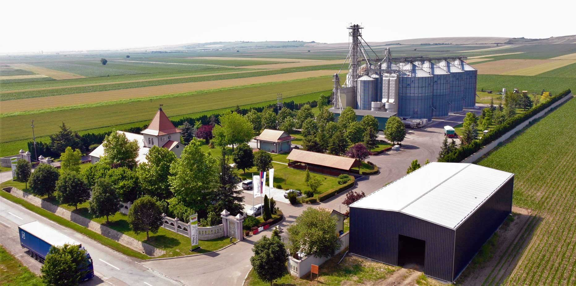 Silosi Beška Agrar - Naši kapaciteti