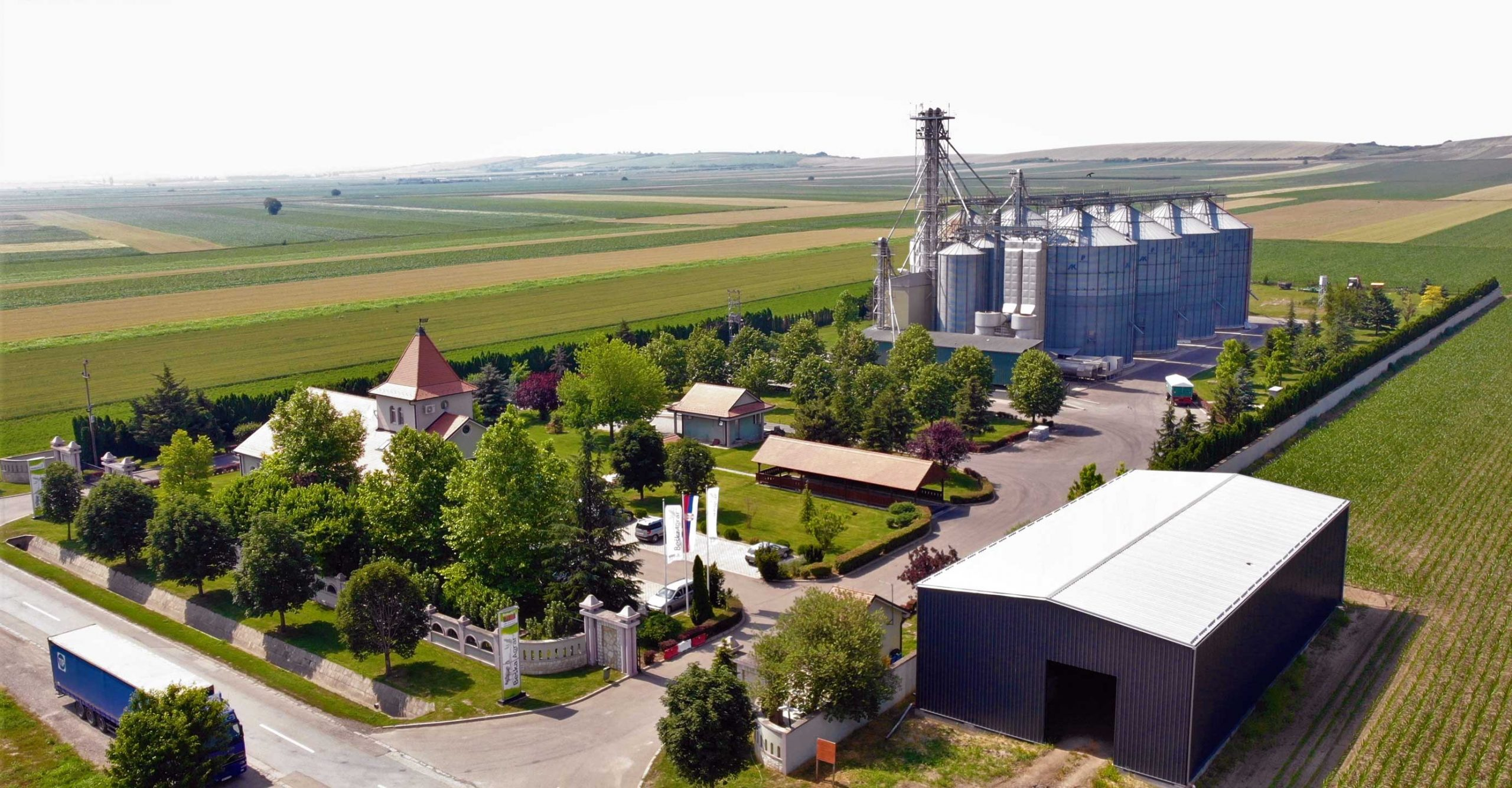 Beška Agrar - Usluge